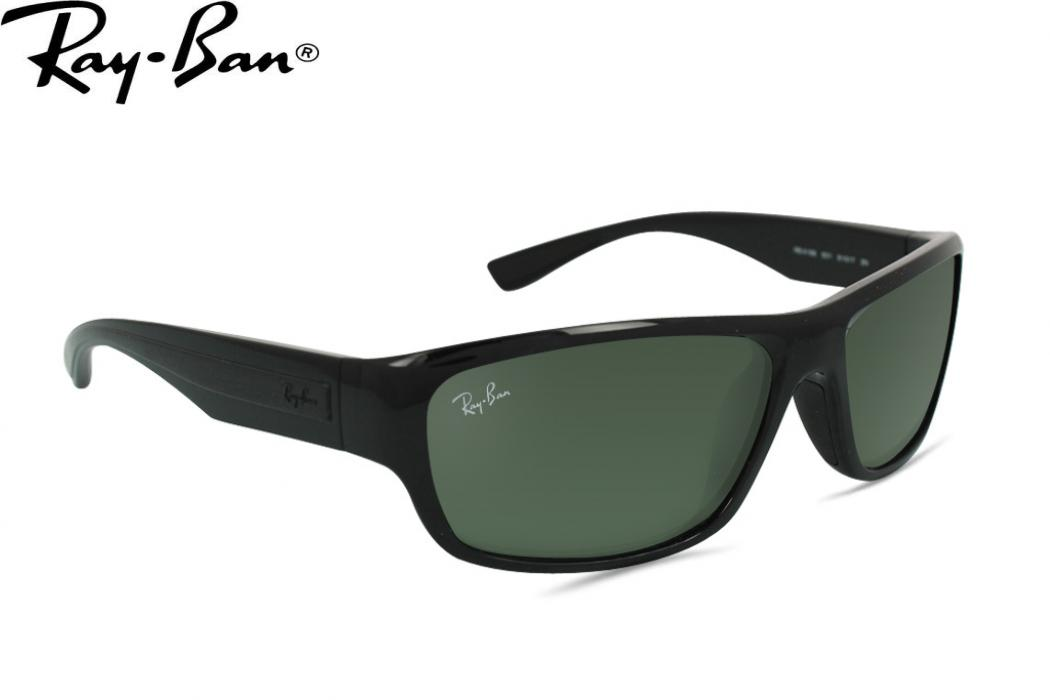 black lens ray bans  sunglasses - ray ban