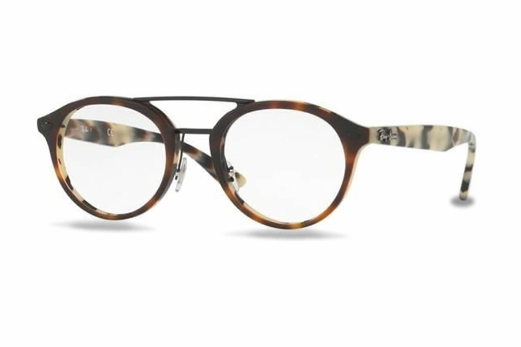 Vue De Rx5354 Lunettes Rondes Ban Ray Formes Eyeglasses AxHPOqn 4b880af7a0ae