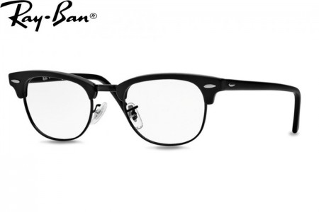 Ray Ban Clubmaster RX 5154 - Womens eyeglasses - Womens - Eyeglasses 33edc4179ea0
