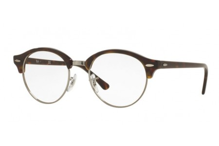 Ray Ban Clubmaster RX 4246V - Lunettes de vue Ray ban - Top brands -  Eyeglasses 640bb884cd28