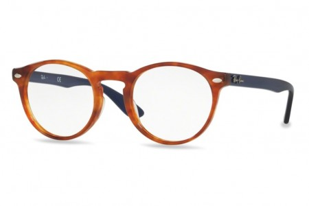 417b6ac99a4093 Ray Ban RX 5283 Small - Lunettes de vue rondes - Formes - Eyeglasses