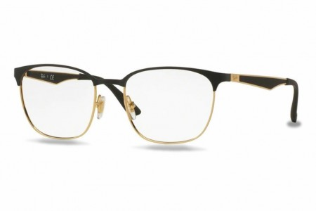 lunette de vue ray ban homme or