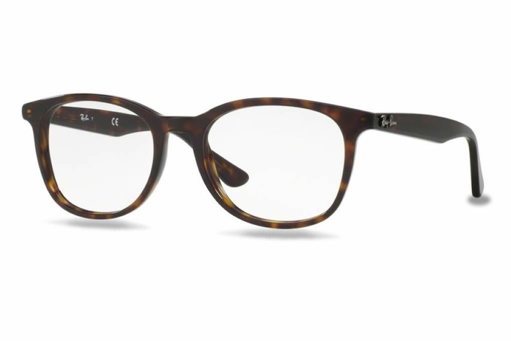 f770ae3730e894 Ray-Ban RX5356 Large - Lunettes de vue Ray ban - Top brands - Eyeglasses