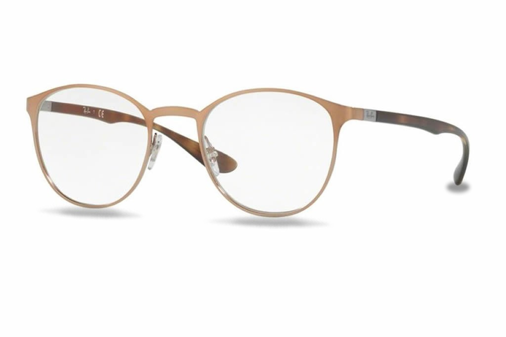 Ray-Ban RX6355 - Lunettes de vue progressif - Eyeglasses 1dea86964ff5