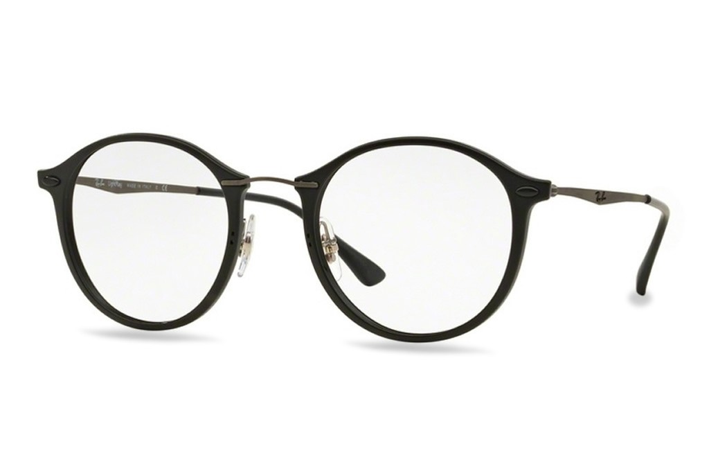 lunette ronde ray ban homme