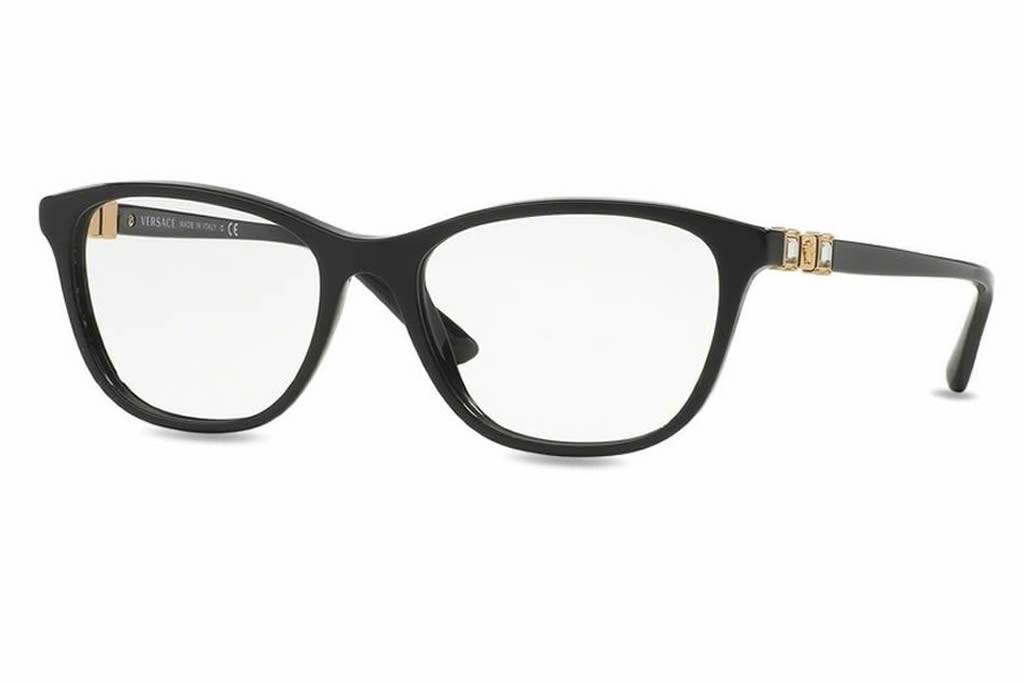 0de51c0cc6a Versace VE 3213B Large - Lunettes de vue progressif - Eyeglasses