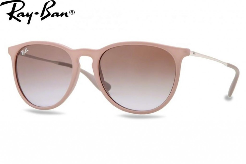 b078176c6c Lunettes de soleil Ray Ban Erika RB 4171-600068 54mm Sable - Gweleo