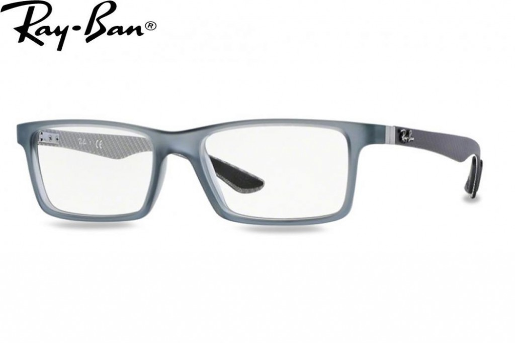 ae65c48d17 Lunettes de vue Ray ban RX 8901-5244 55mm Demi gloss grey - Gweleo
