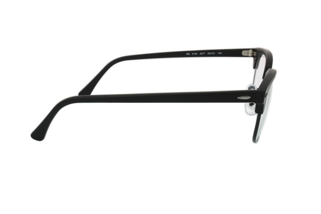 428fca3242 Ray-ban Rx5154 Clubmaster 2077 Matte Black - Bitterroot Public Library