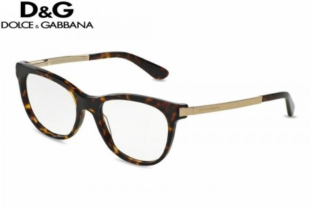 5e2dcee9b0 Lunettes de vue Dolce & Gabbana DG 3234-502 52mm Havana - Gweleo