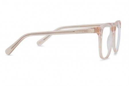 Lunettes de vue Battatura Alessandro 52mm B105 Crystal Peach - Profil