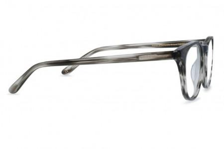 Lunettes de vue Battatura Emilio 48mm Striped Gainsboro - Profil