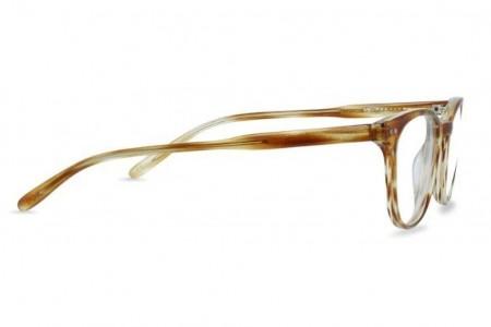 Lunettes de vue Battatura Ottavio 46mm Copper Havana - profil
