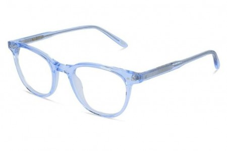 Lunettes de vue Battatura Ottavio 46mm Crystal Light Blue
