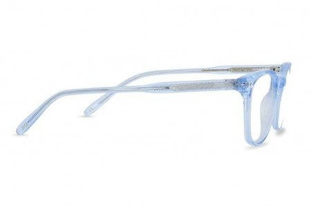 Lunettes de vue Battatura Ottavio 46mm Crystal Light Blue - Profil