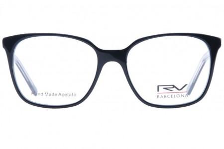 Lunettes de vue H.Mahéo RV542 51mm - Noir - vue face
