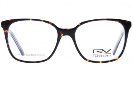 Lunettes de vue H.Mahéo RV542 51mm - Ecaille - vue face