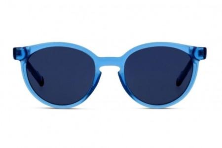 Lunettes de soleil Star Wars - SWIS015 - 45mm - bleue - verres teintés gris - vue de face