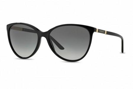 ca4c1d361342e9 Lunettes de soleil Versace VE 4260-GB1 11 58mm Black - Gweleo