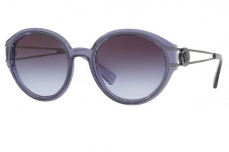 496a8ab77e Lunettes de vue Versace VE 4342-121/4Q 53mm Violet - Gweleo