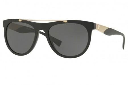 8e1d56fc3fa Lunettes de vue Versace VE 4347-GB1 87 56mm Black - Gweleo