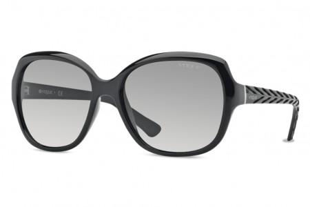 Lunettes de soleil Vogue VO 2871S-W4411 56mm Black - Gweleo dec1a68dca67