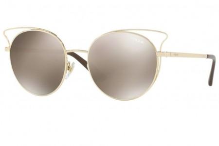 Lunettes de soleil Vogue VO 4048S-848 5A 52mm Pale Gold - Gweleo 695284a1bf95