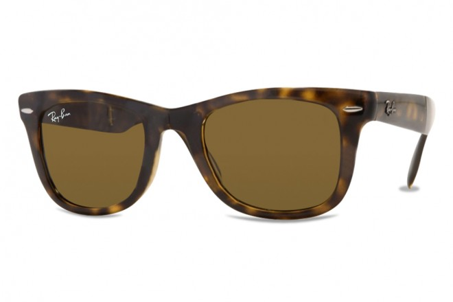 Ray Ban RB 4105 Folding Wayfarer Small