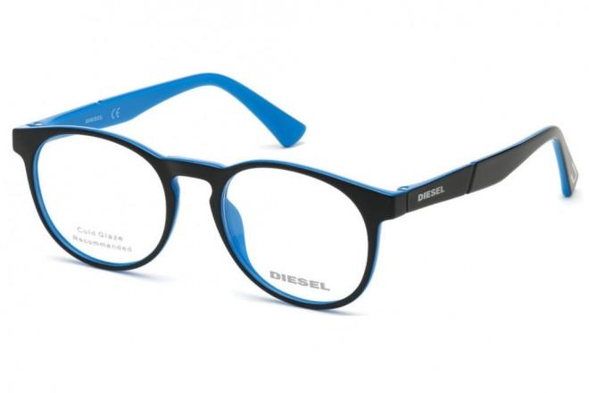 Lunettes de vue Diesel DL5301 005 - Noir/Bleu