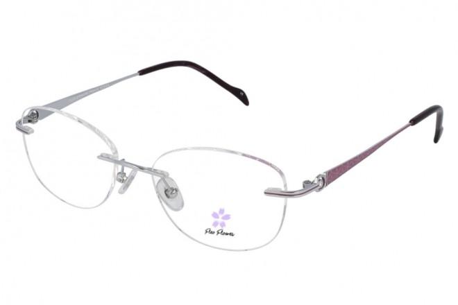 Lunettes de vue Fléo Jij - 51mm - Violet