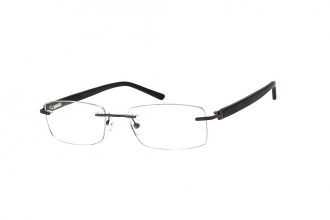 Montage verres pour lunettes percées