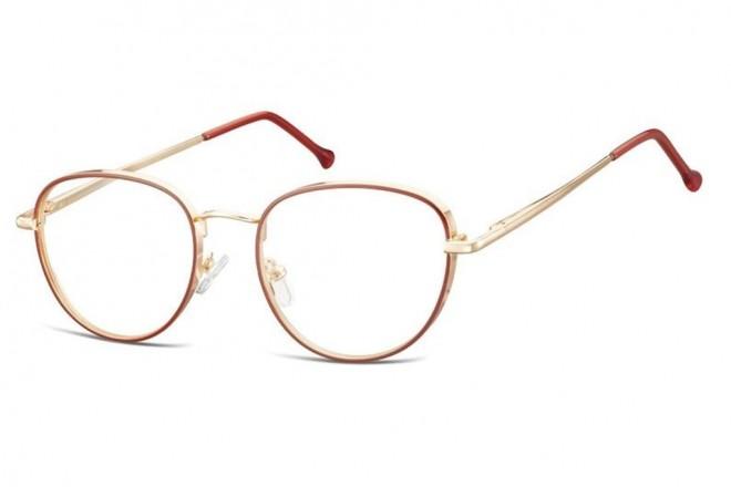 Lunettes de vue Ma 1ère Monture MPM918 - 52mm - Soft pink gold / Red