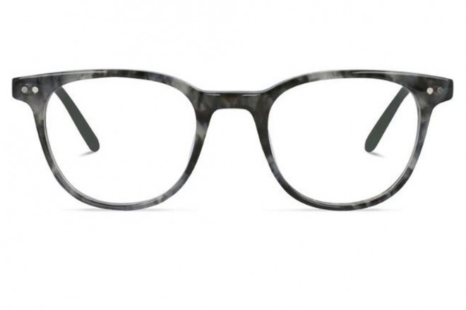 Lunettes de vue Battatura Ottavio 46mm Serengeti at night - Face