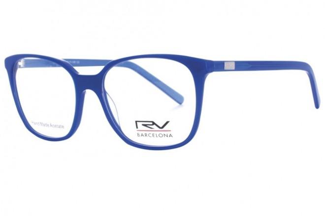 Lunettes de vue H.Mahéo RV542 51mm - Bleu