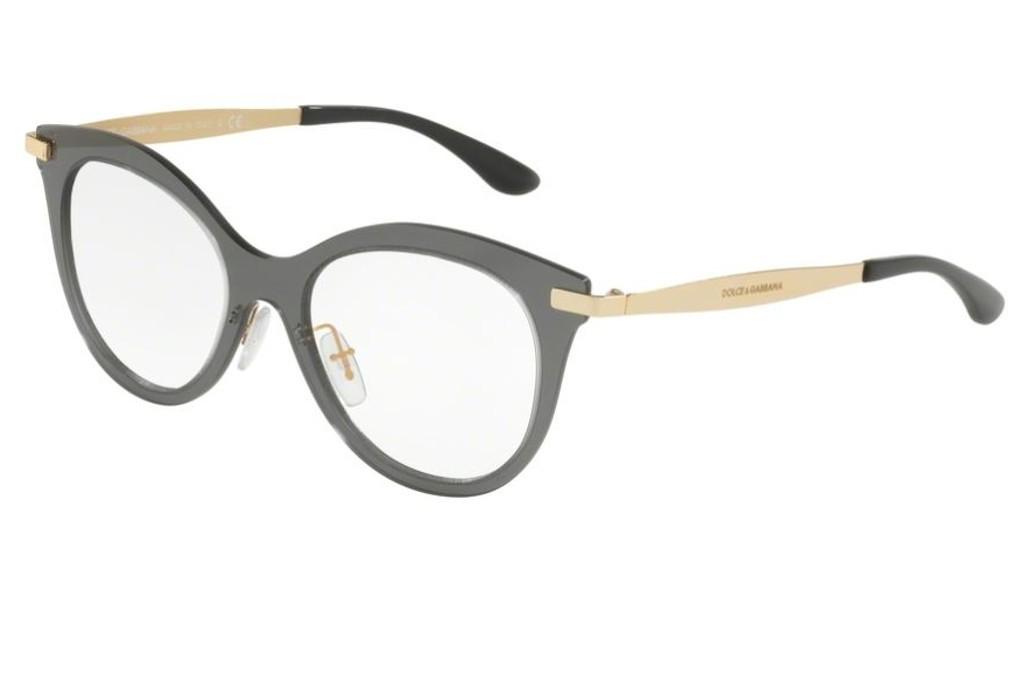 lunettes de vue dolce gabbana dg 1292 large 02 53mm smoke gweleo. Black Bedroom Furniture Sets. Home Design Ideas