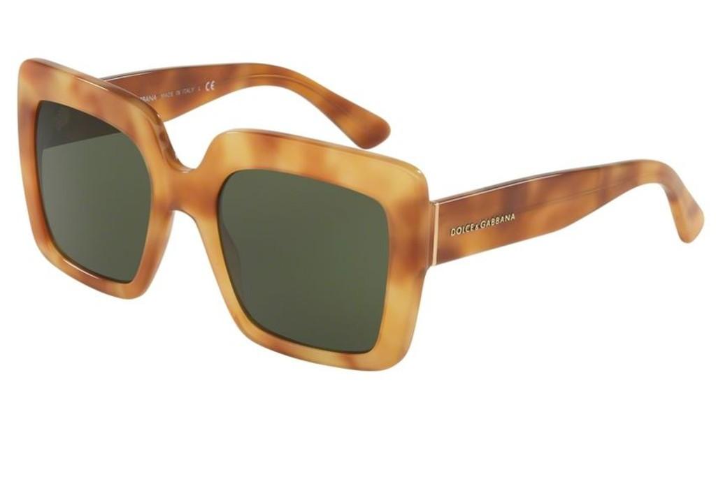 3ac4fc8bd5 Lunettes de soleil Dolce Gabbana DG 4310-313071 52mm Havana Camel - Gw