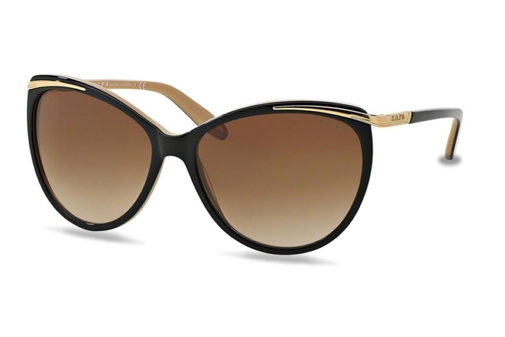 lunettes de soleil ralph lauren ra5150 109013 59mm black nude gwele. Black Bedroom Furniture Sets. Home Design Ideas