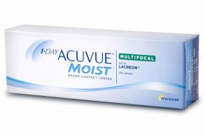 Verres de contact 1 Day Acuvue Moist Multifocal 30l