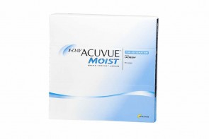 Verres de contact 1 Day Acuvue For Astigmatism Moist 90l