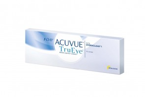 Verres de contact 1 Day Acuvue Trueye 10l