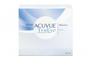 Verres de contact 1 Day Acuvue Trueye 180l