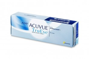 Verres de contact 1 Day Acuvue Trueye 30l
