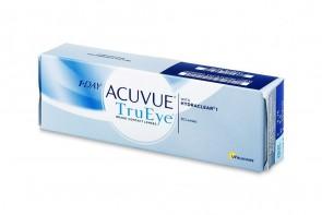 Verres de contact 1 Day Acuvue Trueye 30l