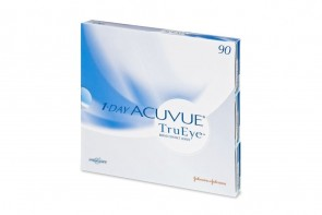Verres de contact 1 Day Acuvue Trueye 90l