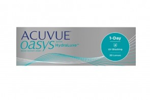 Verres de contact Acuvue Oasys One Day 30l