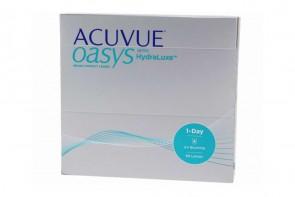 Verres de contact Acuvue Oasys One Day 90l