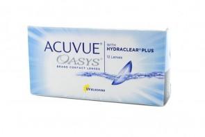 Verres de contact Acuvue Oasys 12l