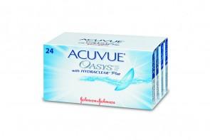 Verres de contact Acuvue Oasys 24l