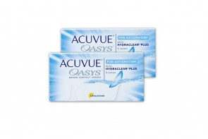 Verres de contact Acuvue Oasys For Astigmatism 12l