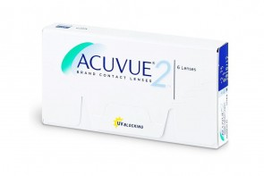 Lentilles correctrice Acuvue 2